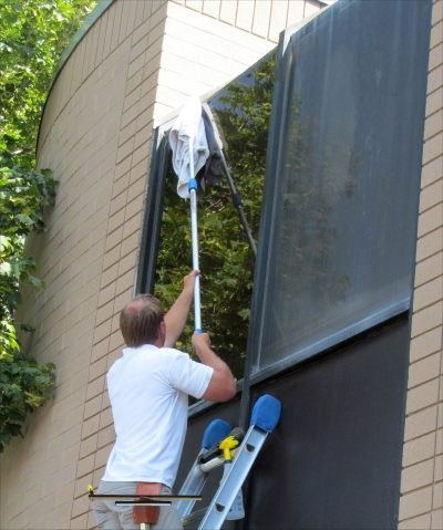 Superior Window cleaning, SLC